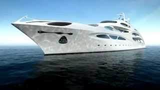 Award Winning Superyacht Design - Unique Circle Yachts