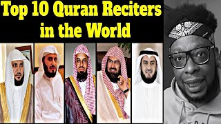 Top 10 Best Qari In The World Top 10 Famous Quran Reciters In The World