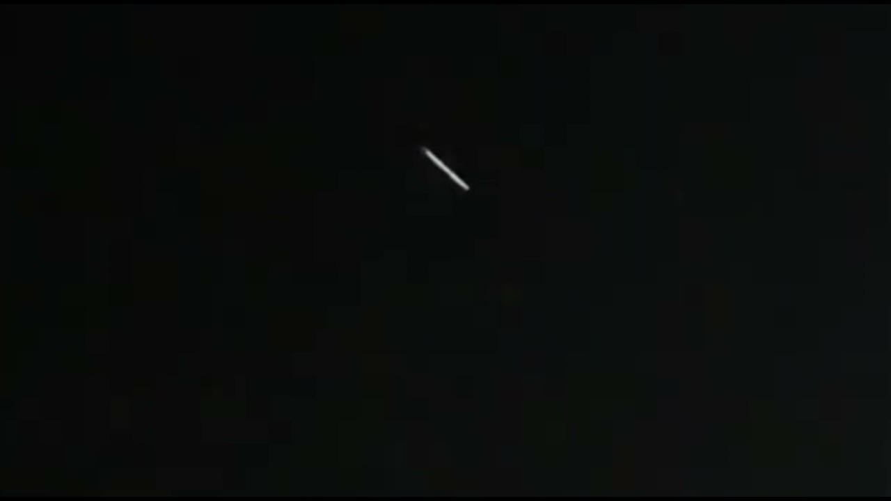 VIDEO : Long OVNI sur Cheyenne, Wyoming 24/03/21