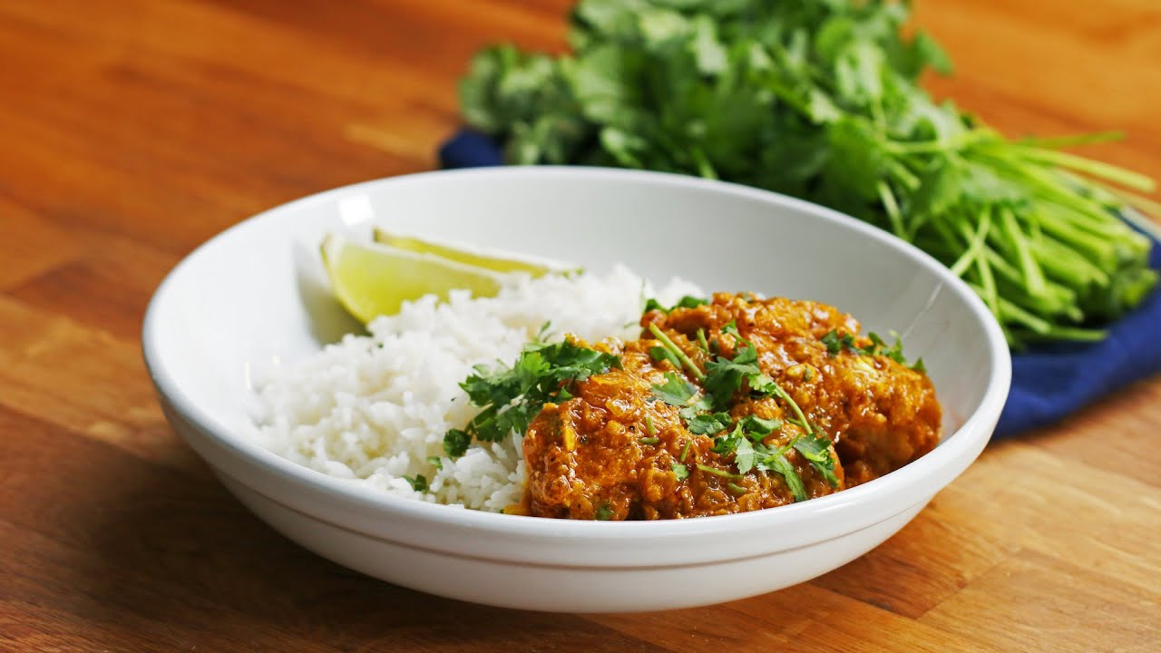 maxresdefault - Easy Chicken Curry with Kanchan Koya