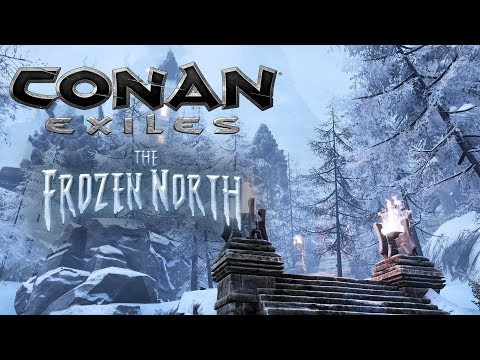 CONAN EXILES • THE FROZEN NORTH (2) • Preview • Conan Exiles Gameplay German • Deutsch