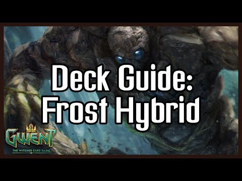 [Gwent] Swim's Deck Guide: Frost Hybrid