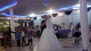 Свадьба - первый танец. Ирина и Юрий. 21 октября 2016.