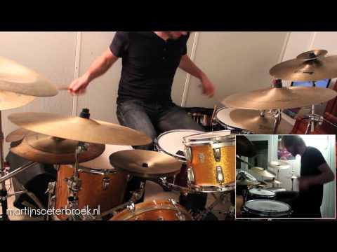 Yellow Claw - Krokobil // Drum Cover Remix by DrummerMartijn