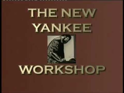 New Yankee Workshop S18E02 Plantation Shutters