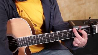 Little Talks - of Monsters and Men - How to play on Acoustic Guitar - Easy Acoustic Guitar Lesson