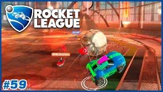 Uçan uçana I Rocket League Türkçe Multiplayer I 59. Bölüm
