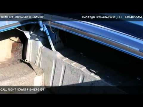 1969 Ford Galaxie 500 XL GT - for sale in Bellevue, OH 44811