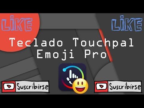 Mejor Teclado Android *Touchpal* APK Mega 2016 Ultima Version