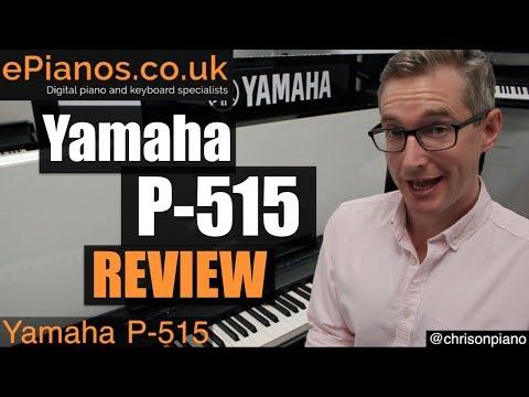Difference Between Yamaha P  Digital Keyboard And P  B