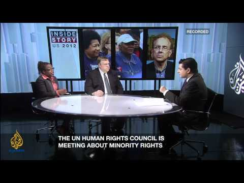 Inside Story US 2012 - Are US minorities being denied voting rights?