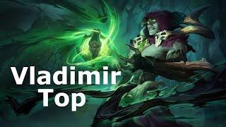 [S5/D1] Vladimir Top, Full Game Commentary!