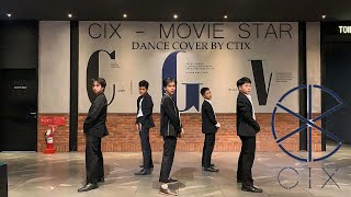 [CGV KPOP IN PUBLIC CHALLENGE] CIX - MOVIE STAR dance cover by CTIX from Indonesia