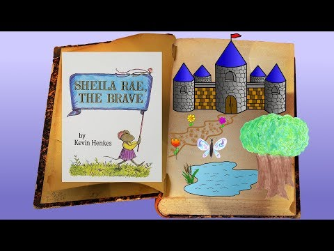 Children's Books Read Aloud: Shelia Rae The Brave by Kevin Henkes on Once Upon A Story