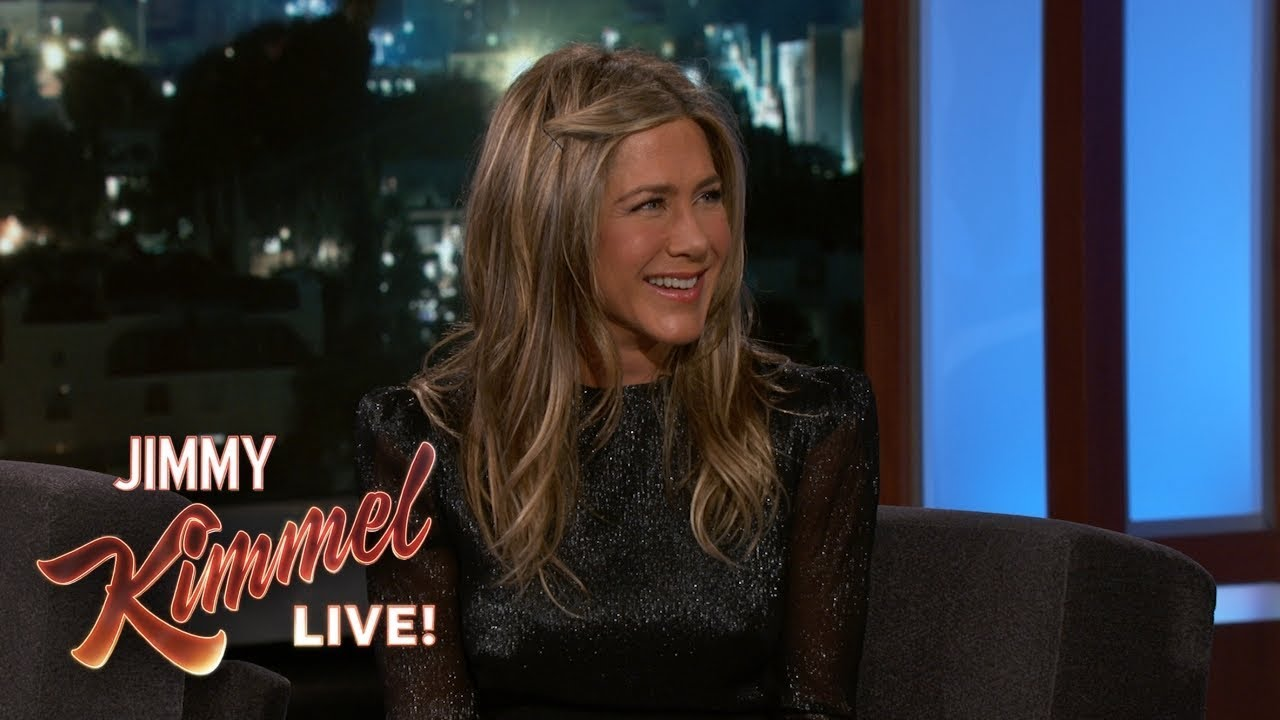 Jennifer Aniston reveals how growing up in an 'unsafe' household ...