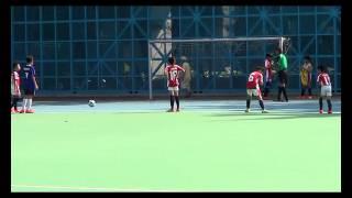 基灣小學(愛蝶灣) 2015校際足球比賽