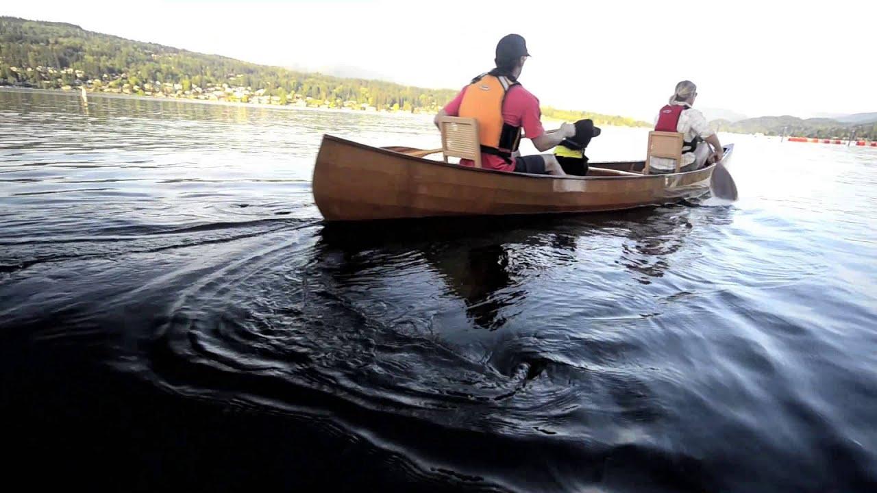 Pygmy Taiga Classic Wooden Canoe Kit