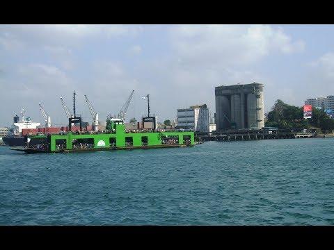 Likoni Ferry -  Mainland South  to Mombasa Island