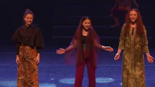 NSG Groenewoud musical: Aladdin en de wonderlamp