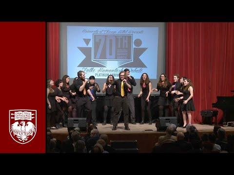 The 70th Annual Latke-Hamantash Debate