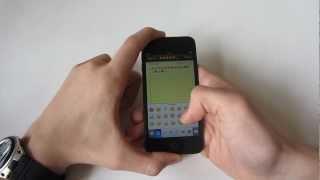Добавляем смайлы на Iphone, Ipad и Ipod Touch(Чем больше вы поставите лайков к этому видео, тем быстрее выйдет новый iPhone! Видео, в котором я расскажу как..., 2013-03-25T14:25:02.000Z)