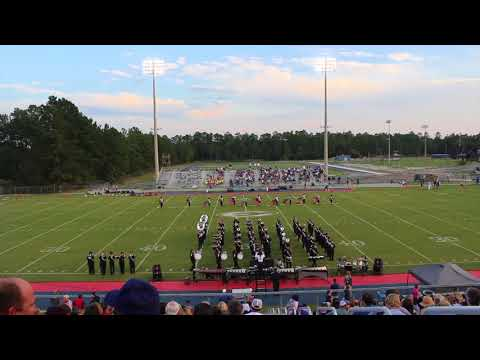 Statesboro HIgh School MBD September 16, 2017