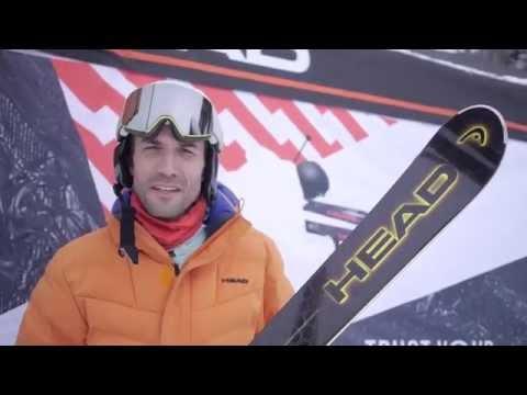 Nouveautés Ski HEAD 2016