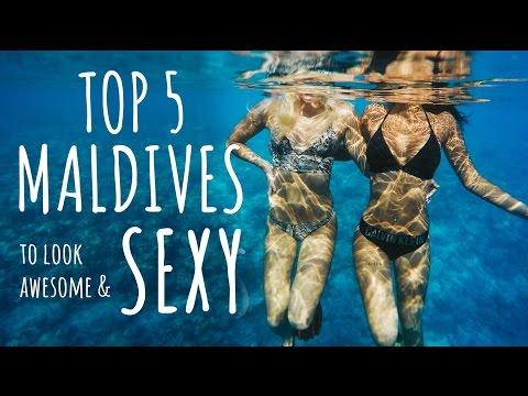 TOP 5 THINGS TO DO MALDIVES | VisitMaldives