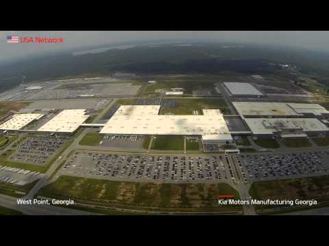 "Kia Motors Company PR Movie - Global Network ""USA"""