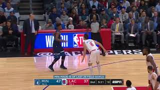 Andrew Wiggins  vs Los Angeles Clippers | All 16 points Highlights