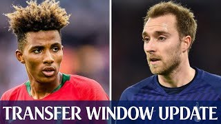 Gedson Fernandes Opts For Spurs Over West Ham   Eriksen Agrees Personal Terms With Inter Milan