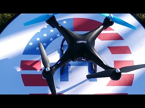 Promark GPS Shadow Drone Flight Review - Live Broadcast