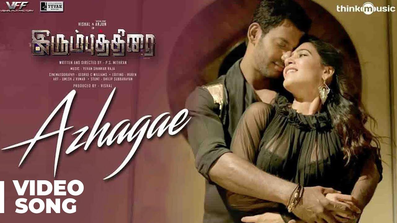 Download Irumbuthirai | Azhagae Video Song | Vishal, Arjun, Samantha | Yuvan Shankar Raja | P.S. Mithran