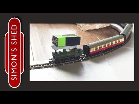 N Gauge Model Railway Layout Update: Shed Valley Railway 1