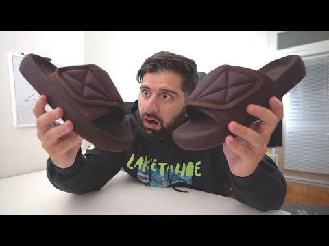 THE $150 YEEZY SLIPPER REVIEW