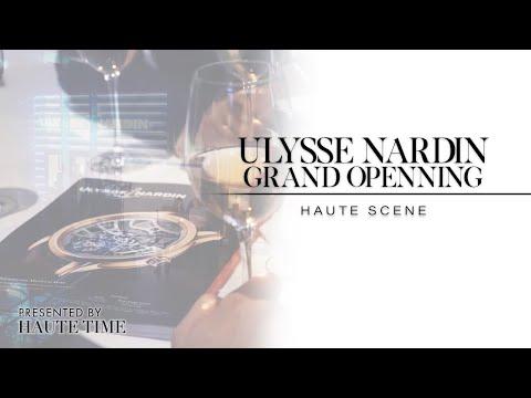 Haute Living and Ulysse Nardin in Miami