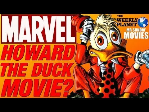 Do We Need A HOWARD THE DUCK MOVIE? (& The Great HTD Switcharoo)