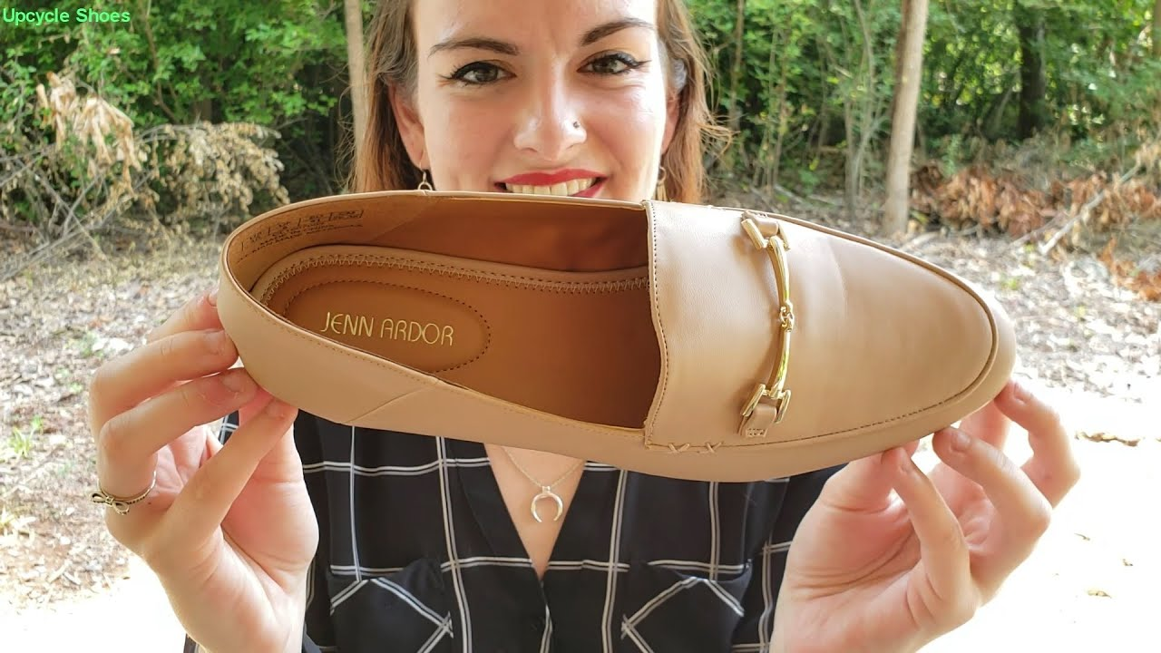 Jenn Ardor SLIP ON PENNY LOAFERS initial review