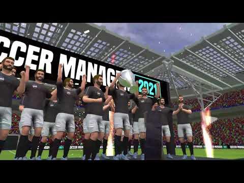 Soccer Manager 2021 - Gameplay Trailer