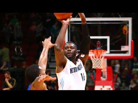 James Ennis NBA D-League Season Highlights on YouTube