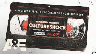 Cultureshock Creators Discuss New Documentary Series   A&E