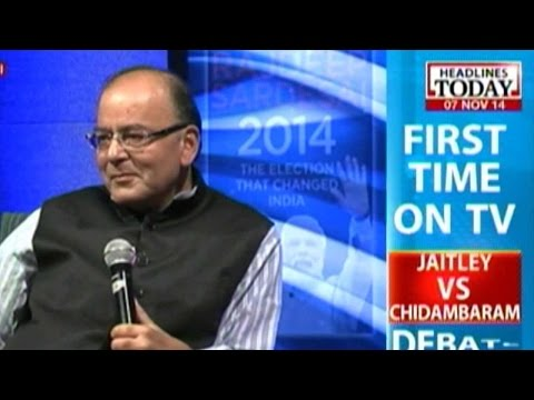 HLT Special: Jaitley Vs Chidambaram Debate: The great face-off (Part 2)