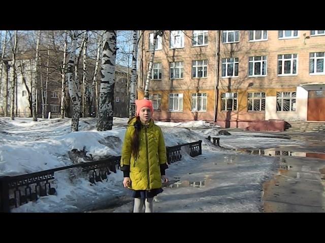 Изображение предпросмотра прочтения – ИринаГатилова читает произведение «Весенние воды (Еще вполях белеет снег…)» Ф.И.Тютчева