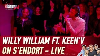 Willy William Ft Keen V On S Endort Live C Cauet Sur NRJ