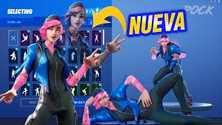 CREPUSCULAR RAY *NEW SKIN WITH ALL BAILES AND EMOTES! Fortnite l pock