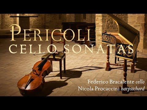 Pericoli: Cello Sonatas