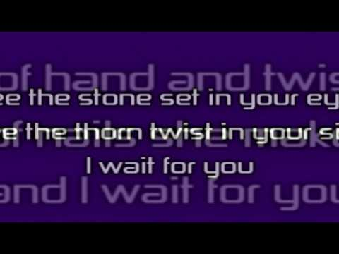 With Or Without You  U2   With Lyrics