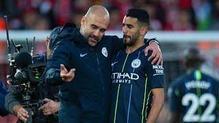 Manchester City's Pep Guardiola hails 'incredible' Riyad Mahrez goal vs. Burnley