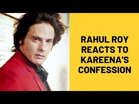Rahul Roy Reacts To Kareena Kapoor's Confession Of A Secret Crush On Him | SpotboyE Mp3
