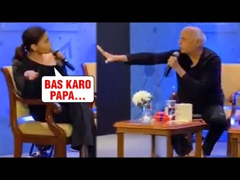 alia-bhatt-irritated,-shouts-at-her-father-mahesh-bhatt-|-shaheen-bhatt's-book-launch